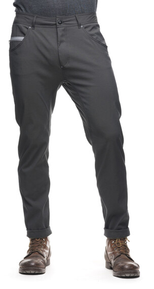 Houdini M's Action Twill Pants Rock Black